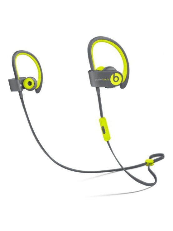 Beats Powerbeats 2 Wireless In-Ear Active Collection - Yellow