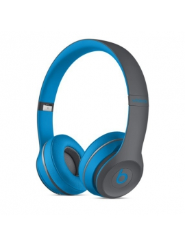 Beats Solo2 Wireless Headphones Active Collection - Blue