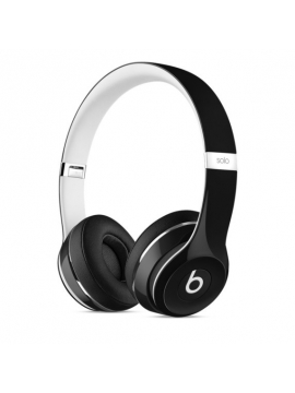 Beats Solo2 On-Ear Headphones (Luxe Edition) - Black