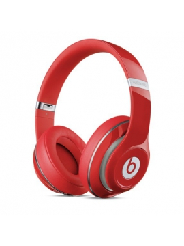Beats Studio Wireless Over-Ear Headphones - Red