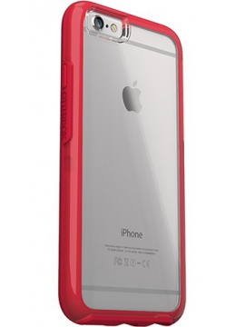 Funda Roja iPhone 6/6s Otter Box Symmetry Series