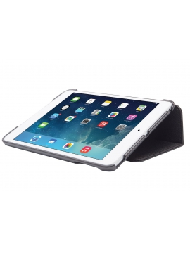 Odoyo Air Coat - Funda para iPad mini con pantalla retina, color negro plateado plata