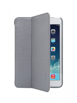 Odoyo Air Coat - Funda para iPad mini , color Plata.
