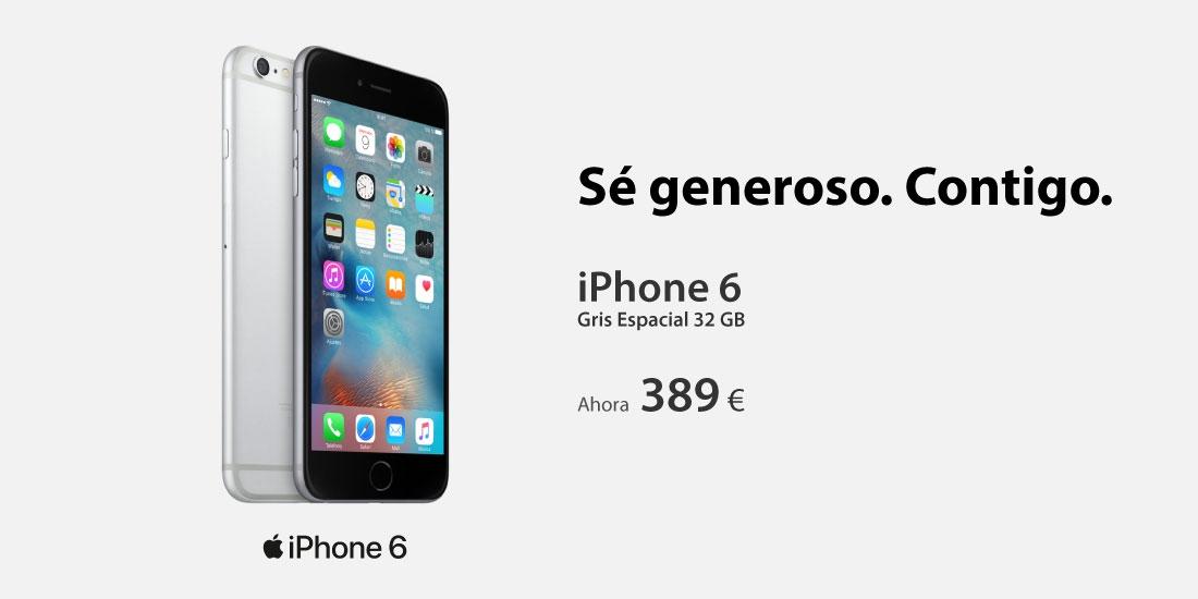 iPhone 6 oferta