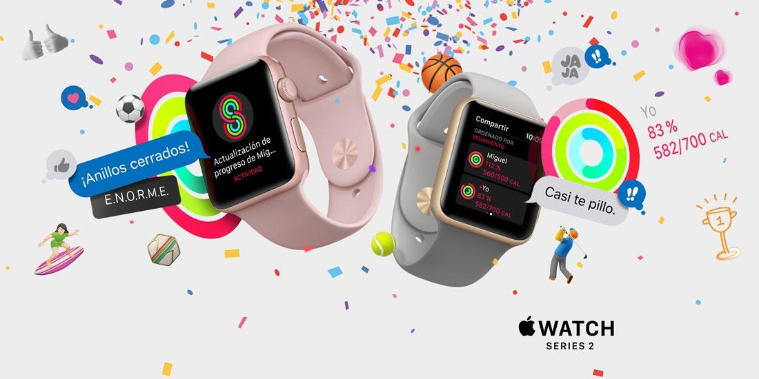 Apple Watch Navidad