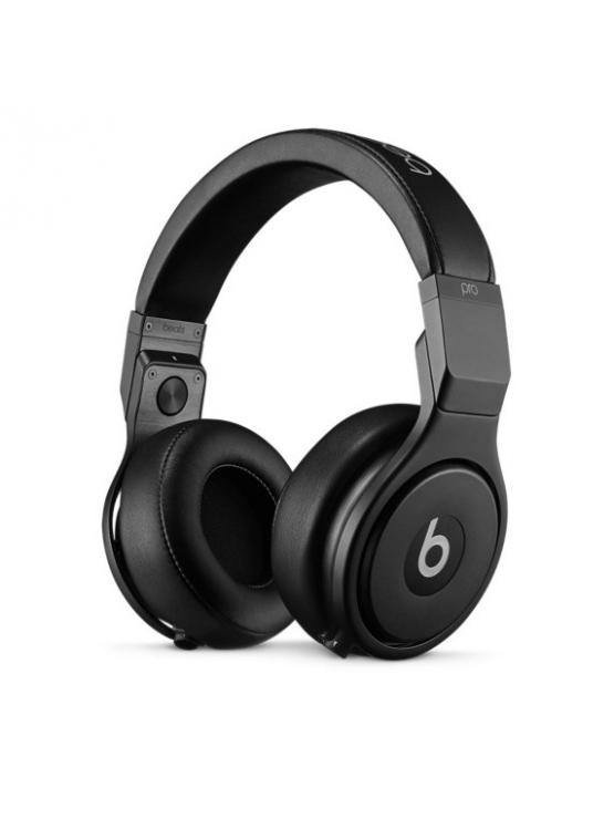 Beats Pro Over-Ear Headphones - Black