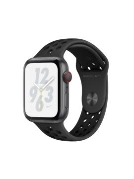 Apple Watch Nike+ Caja de aluminio en gris espacial y correa Nike Sport antracita/negra