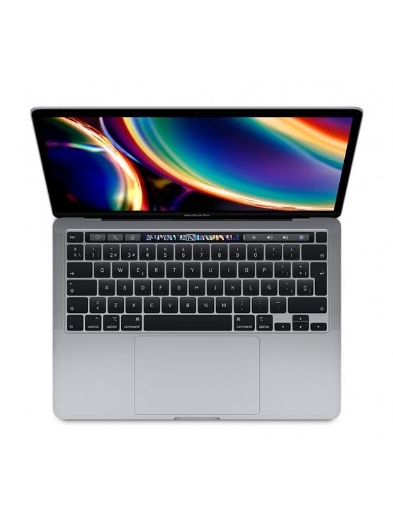 Procesador de cuatro núcleos a 1,4 GHz (hasta 3,9 GHz con Turbo Boost) 256 GB de almacenamiento Touch Bar y Touch ID